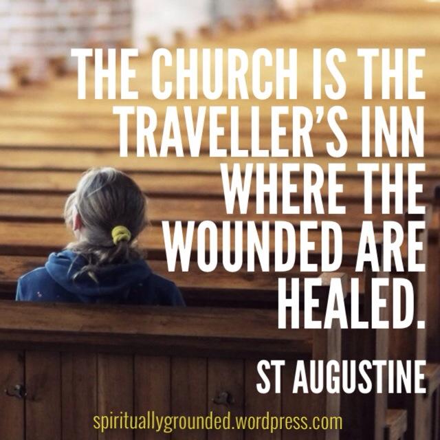 Augustine-The Church
