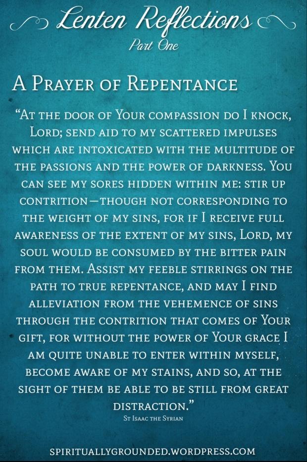 53-lenten-reflections1-isaac-syrian - Lenten Reflections - Bible Study